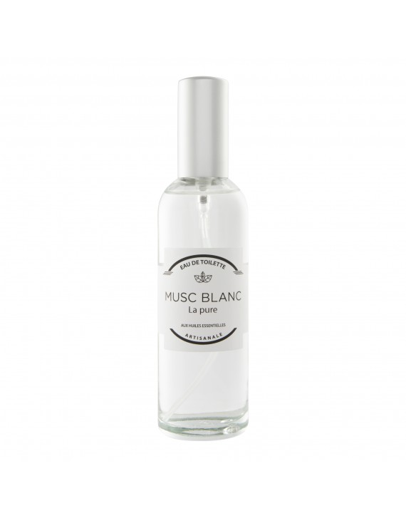 Eau de Toilette Tradition Musc blanc 100ml