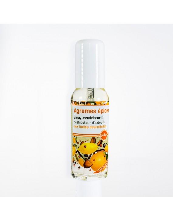 Vaporisateur Jodor 33ml parfum d'ambiance
