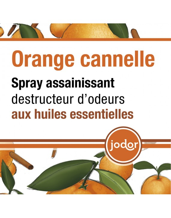 Parfum d'ambiance Jodor Cannelle-Orange