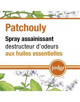 Parfum d'ambiance Jodor Patchouly
