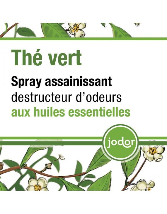 Parfum d'ambiance Jodor Thé vert