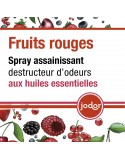 Parfum d'ambiance Jodor Fruits rouges